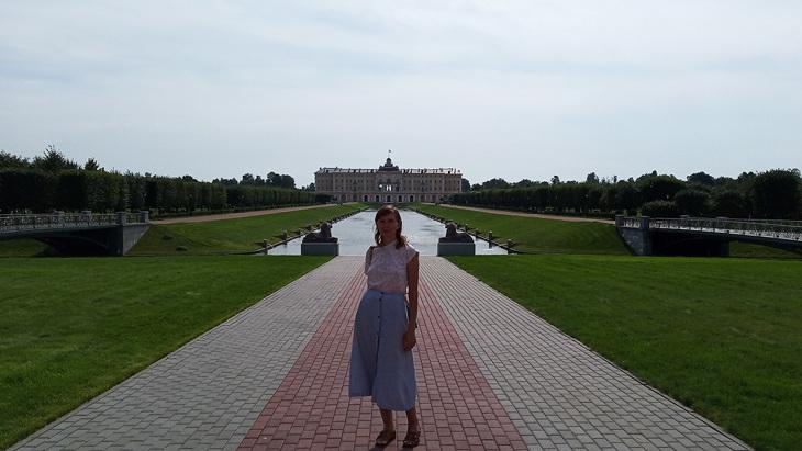 Дворец конгрессов Стрельна Санкт-Петербург.