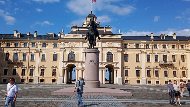 Константиновский дворец Стрельны.