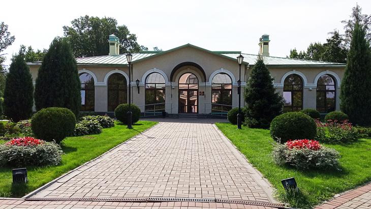 Кассы Константиновский дворец.